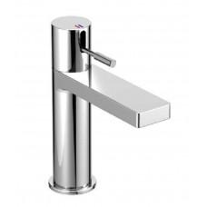 Single-control lever lavatory faucet