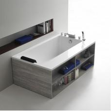 Acrylic bathtub PEARL
