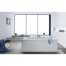 Acrylic bathtub HIBISCUS