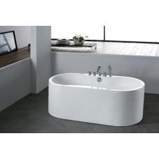 Acrylic bathtub GARDENIA