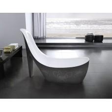 Acrylic bathtub SHOE