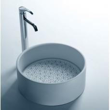 "Lavatory sink, Gabriel 16"" x 6"""